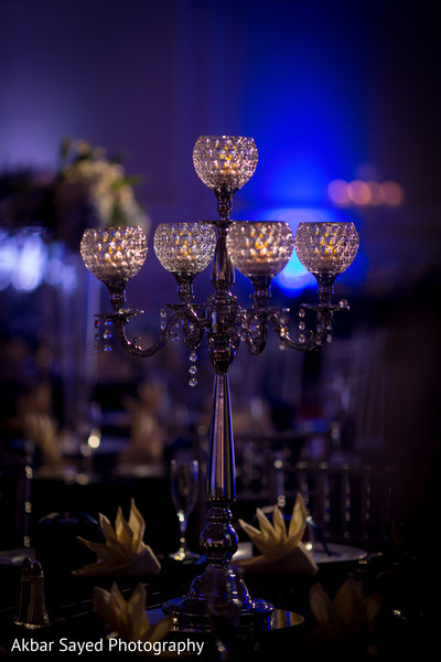 Chandelier wedding decor ideas in Falls Church, VA Indian Wedding by Akbar Sayed Photography