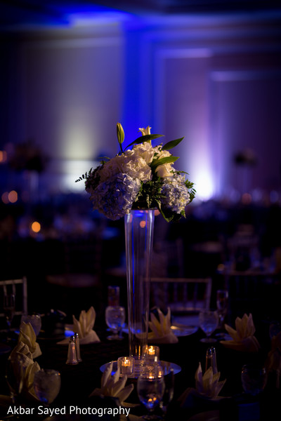 indian wedding floral and decor,floral centerpieces,indian wedding lighting
