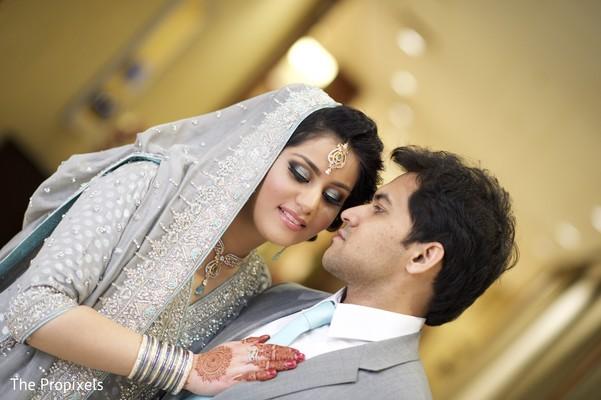 silver bridal lengha,indian groom fashion