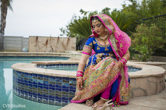indian bride,sikh bride fashion,indian bridal hair and makeup