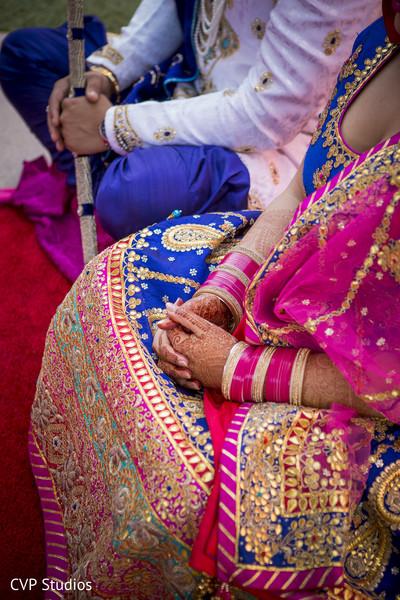 Wedding ceremony capture.