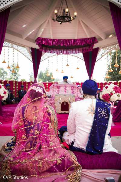 Inspiring sikh wedding ceremony.