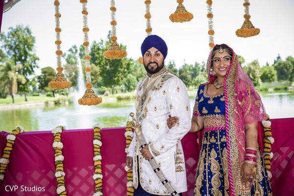 sikh groom,sikh wedding photography,ceremony photography,sikh bride