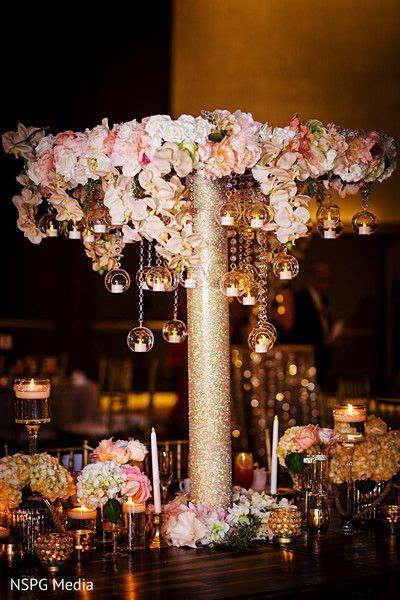 outdoor indian wedding decor,indian wedding floral and decor,centerpiece,floral centerpiece