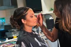 indian bride,indian bride hair and makeup,makeup artist