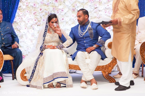 Muslim wedding service. in Westchester, New York Fusion Indian Wedding by Jay Seth Photography