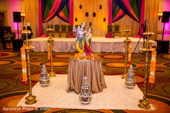 garba decoration,indian wedding details,lightning