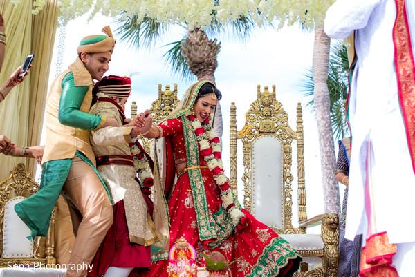 Dream indian wedding ceremony.