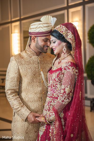 Lovely bridal lengha