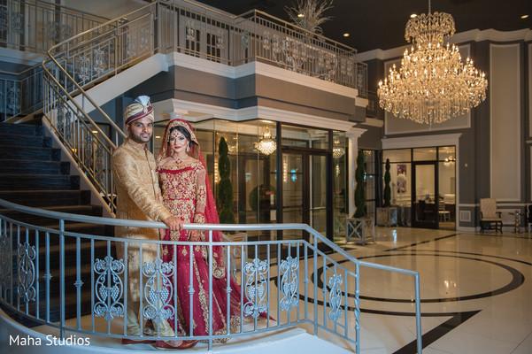 Gorgeous wedding photo shoot