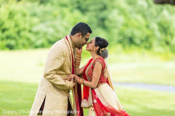 Sweet indian couple