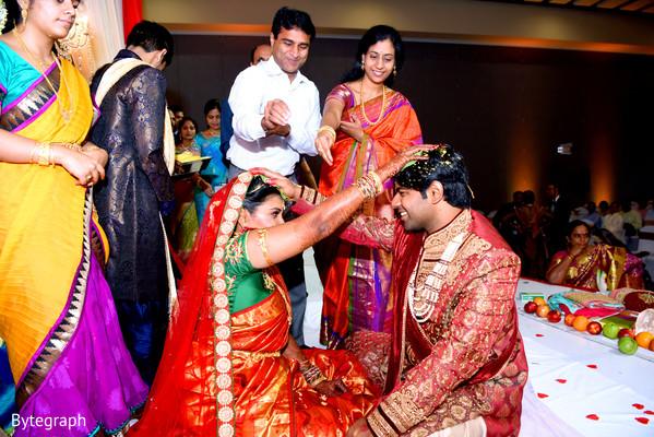 indian bridal lengha,indian groom sherwani,indian wedding ceremony photography