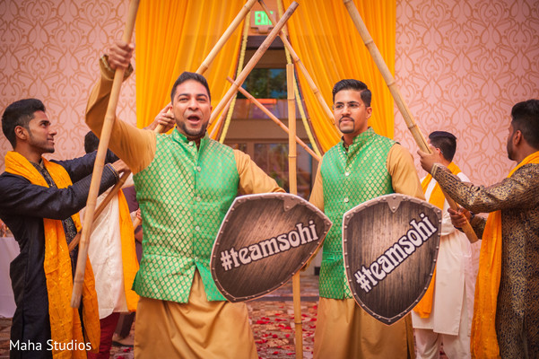sangeet decoration,indian pre-wedding celebrations,indian sangeet,indian groomsmen