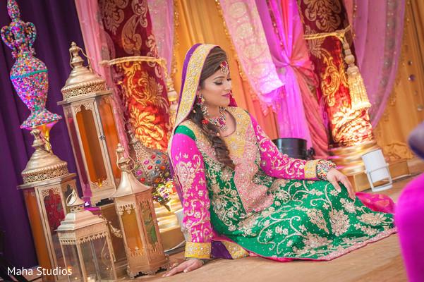 sangeet decoration,indian sangeet,indian bride,indian bridal jewelry
