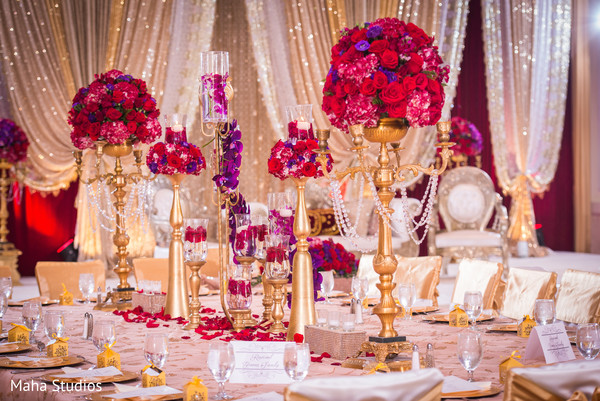 indian wedding photography,flora and decor,indian wedding reception