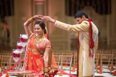 indian wedding first look,indian wedding photography,indian bride and groom