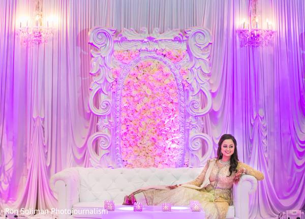 indian wedding reception,indian wedding reception floral and decor,indian fusion wedding reception