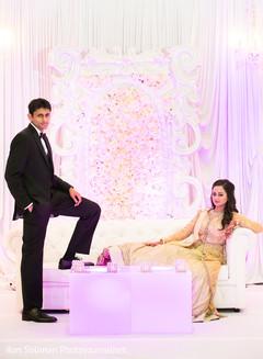 indian bridal fashions,tuxedo,indian fusion wedding reception