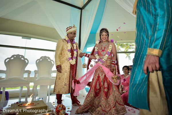 destination wedding photography,indian bridal lengha,indian groom sherwani