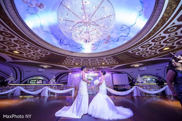 lgbt wedding,gay wedding,lesbian wedding,indian wedding dress