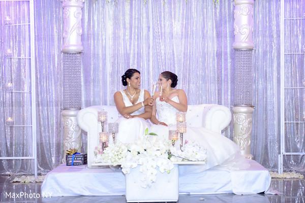 lgbt wedding,gay wedding,lesbian wedding,indian wedding floral and decor