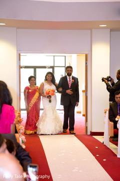 indian bride,indian christian wedding ceremony