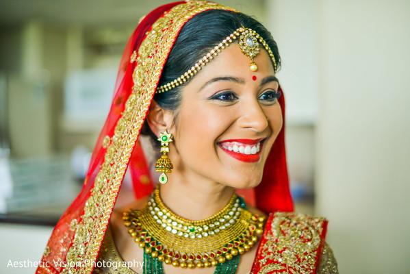 Mahwah nj indian wedding by aesthetic vision maharani weddings as premier decorators elegant affairs inc presents an awe inspiring mandap and dj monu singh curates the perfect lyrical playlist for the wedding junglespirit Images