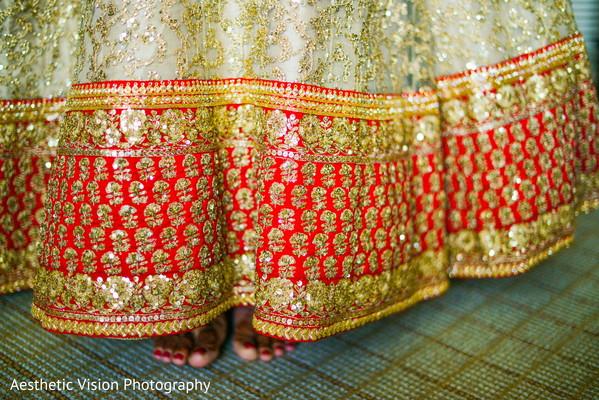 indian bride,indian wedding lengha,indian bridal hair and makeup