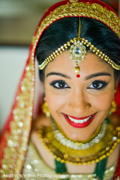 indian bride,portriat,indian bridal hair and makeup