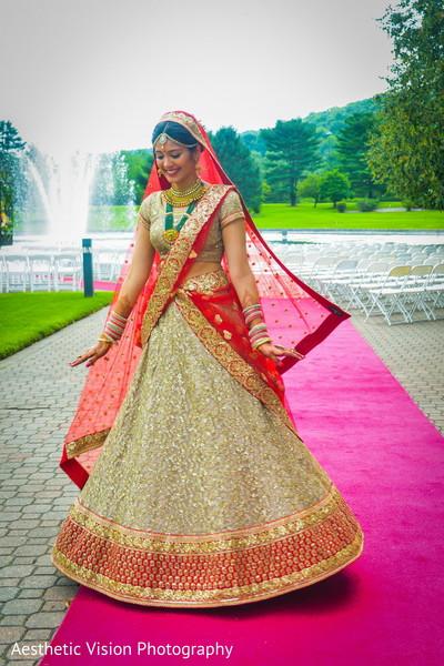 indian bride,indian bridal fashions,indian bridal hair and makeup,indian wedding lengha