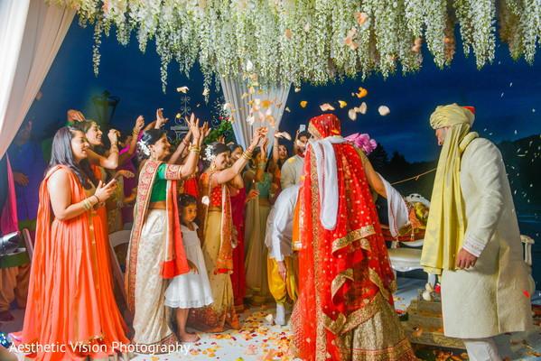 indian wedding ceremony,indian bride,indian wedding mandap