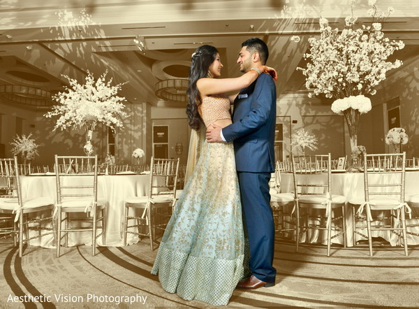 indian bride,indian groom,indian fusion wedding reception,indian wedding photography