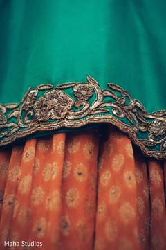 bridal anarkali,indian sangeet,indian pre-wedding fashion