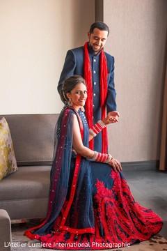 indian pre-wedding fashion,indian bride,indian groom