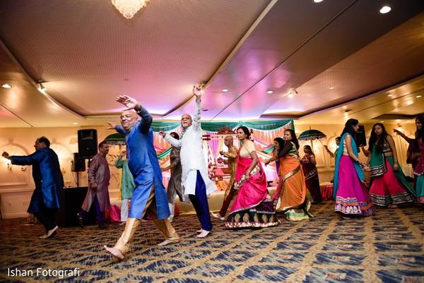 Garba dances