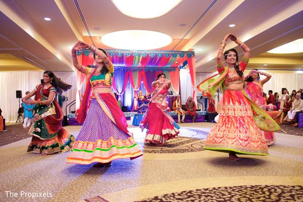 Sangeet performance