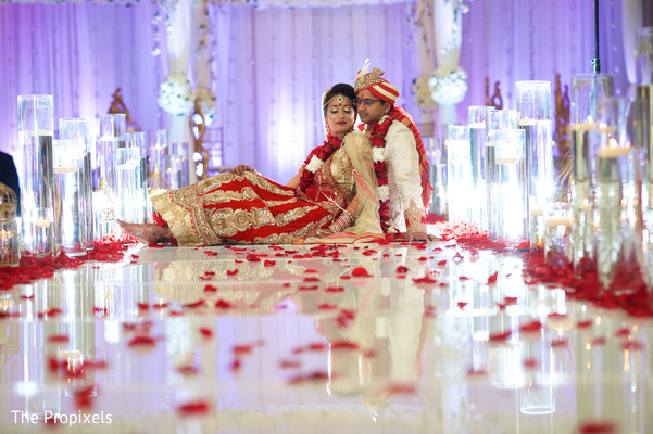 Lovely wedding photo in Rockwall, TX Indian Wedding by The Propixels