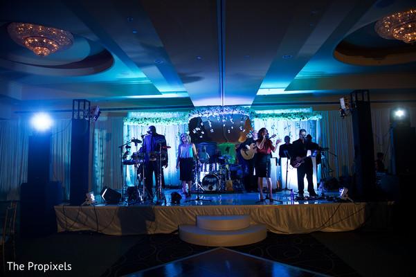 indian wedding reception,indian weddings,live music