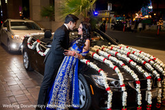 indian wedding reception floral and decor,indian bride reception fashion,indian groom suit