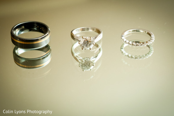 Gorgeous wedding rings