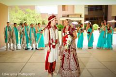 indian bridal lengha,indian bridal party,indian sari