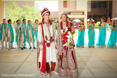 indian bridal party,indian bridal lengha,indian groom