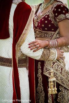 indian bridal lengha,burgundy lengha,indian groom fashion