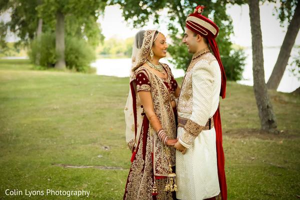 Indian bride attire inspiration