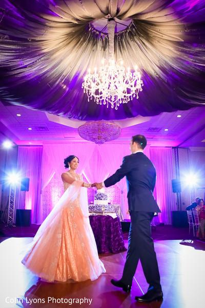 Amazing reception dress