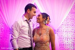 indian bridal fashions,indian fusion wedding reception