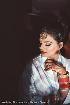 bride bangles,mehndi art,indian bride makeup