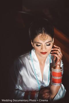 bridal tikka,indian bride,indian wedding mehndi