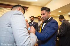 groom jewelry,indian groomsmen,indian wedding photography