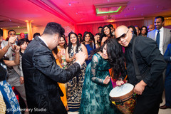 indian bride reception fashion,indian bride hair and makeup,lightning